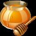 Včelí med je skvelé prírodné sladidlo.