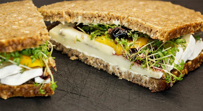 Zdravá desiata je základom každého chudnutia a preto vám prinášame recepty z našej kuchyne.