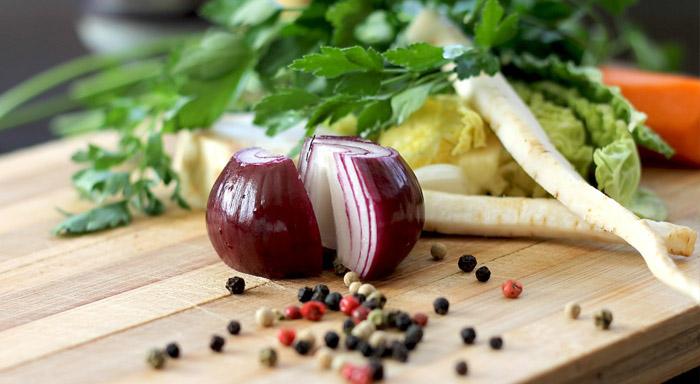 Zdravé recepty na posilnenie a potraviny na podporu imunity.
