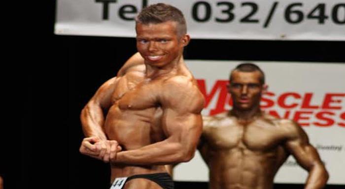 Juraj Kajan poskytol nášmu portálu rozhovor o cvičení a zdravej výžive.