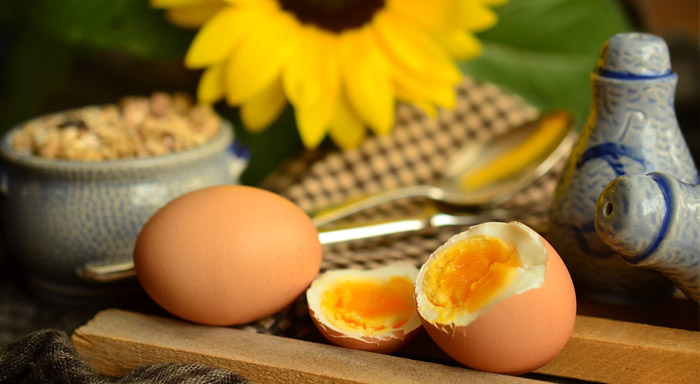 Tuky vo vajíčkach nemusia byť zlé, ako sa to všeobecne hovorí.