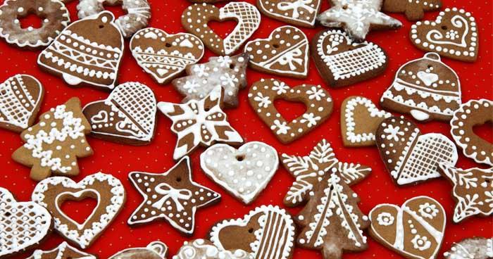 Pýtate sa ako schudnúť po vianociach a nepribrať počas nich? Nejedzte napríklad vianočné perníky!