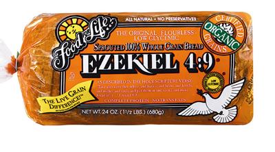 Ezechielov chlieb si môžete aj sami upiecť a doprajete si tak dôležité bielkoviny.