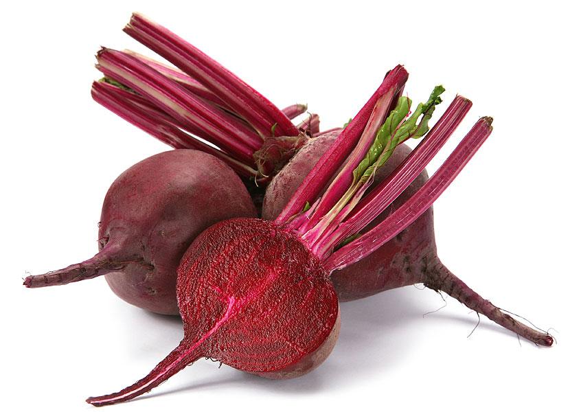 Podstatou diéty pre krvné skupiny AB je aj dostatok červenej repy.