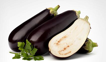 Diéta podľa krvnej skupiny B zahŕňa jesť baklažán a iné potraviny.