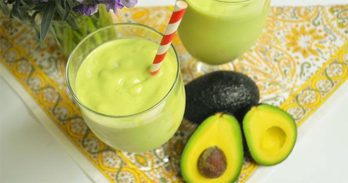 Smoothie recepty sme rozšírili o avokádové smoothie, ktoré je s hruškou naozaj chutné.