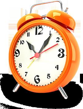Nenastavujte si budík príliš skoro, aj nedostatok spánku spôsobuje pomalý metabolizmus.