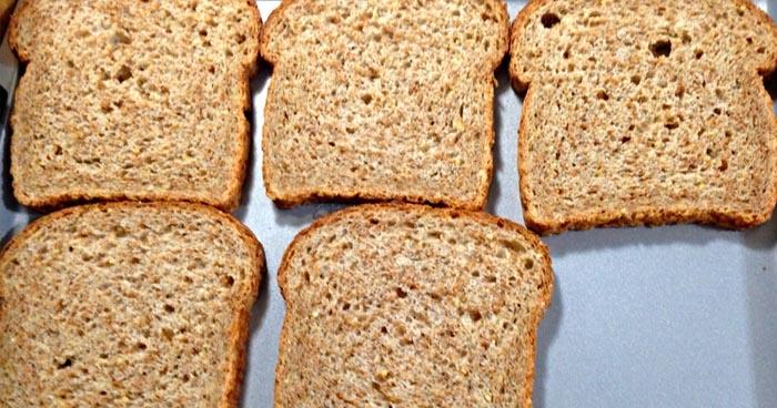 Ezechielový chlieb má blahodárne účinky a obsahuje mnohé živiny.