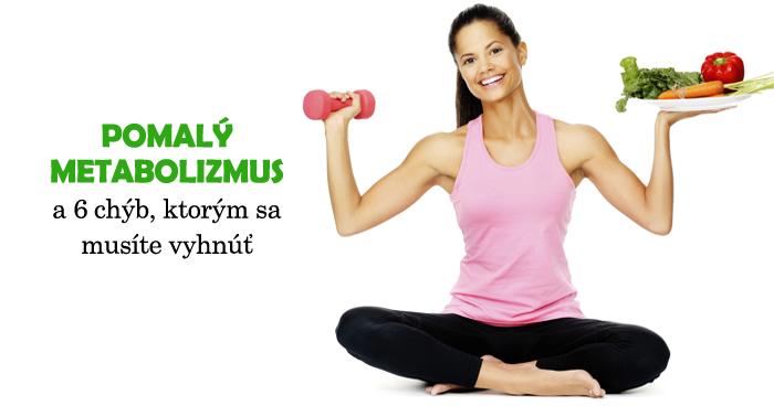 Dôvody, pre ktoré je pomalý metabolizmus vašou nočnou morou.