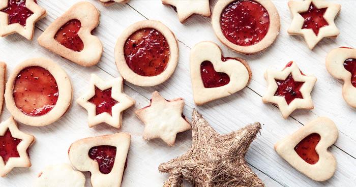 Linecké koláče patria medzi najpopulárnejšie a k vianociam neodmysliteľne patria.