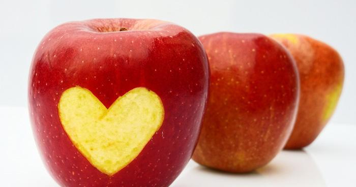 Jedálniček jablkovej diéty, ktorú odporúčame na chudnutie.