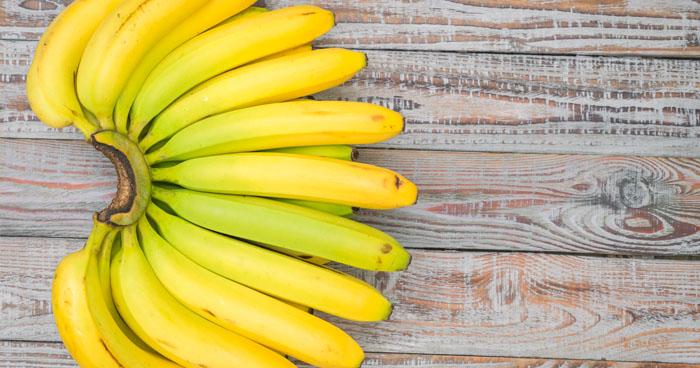 Banánová diéta je na chudnutie vhodná len určitý čas.