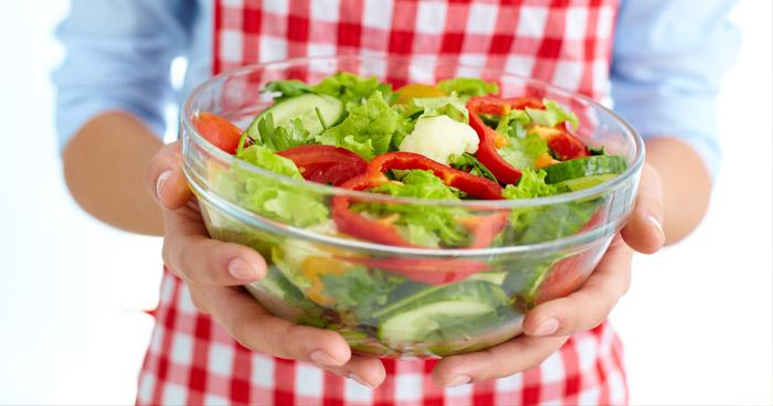 Zelenina nemôže chýbať v žiadnom jedálničku počas celej diéty.
