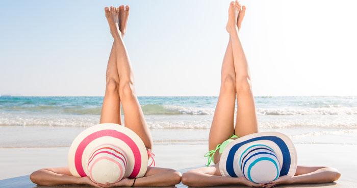 Plážová diéta