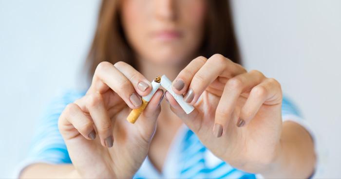 Dajte stop fajčeniu.