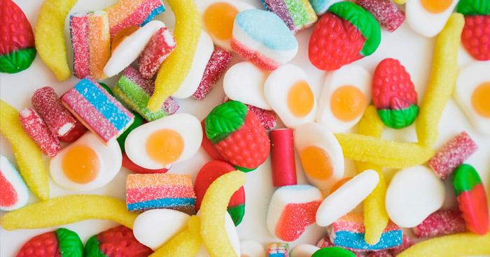 Umelé farbivá a sladidlá