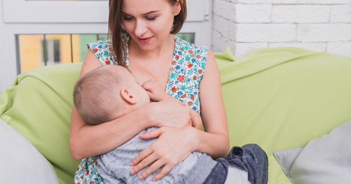 Chudnutie pri kojení