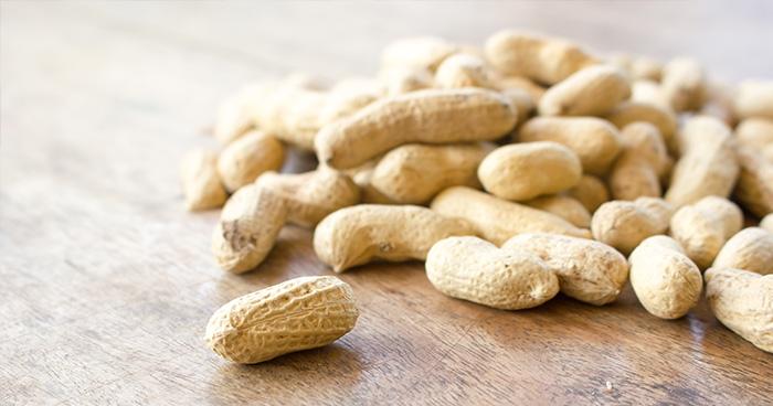 Arašidy a arašidové maslá