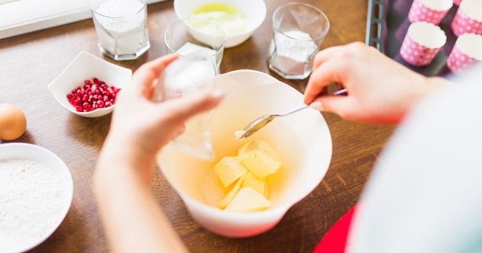 Ako pripraviť prepustené maslo recept.