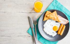 Rýchle a zdravé raňajky + recept.