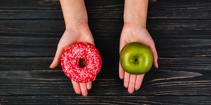Detoxikácia od cukru a sladkostí.