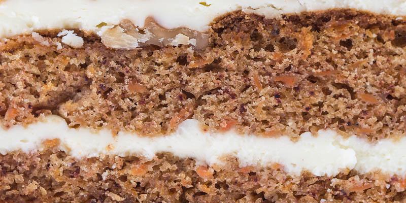 Mrkvovo špaldový koláč