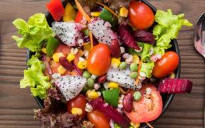 Zdravé zeleninové šaláty - recepty.