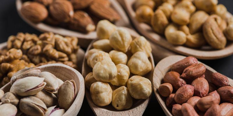 Alergia na orechy a arašidy