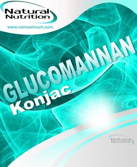 Glucomannan Konjac - Glukomanán