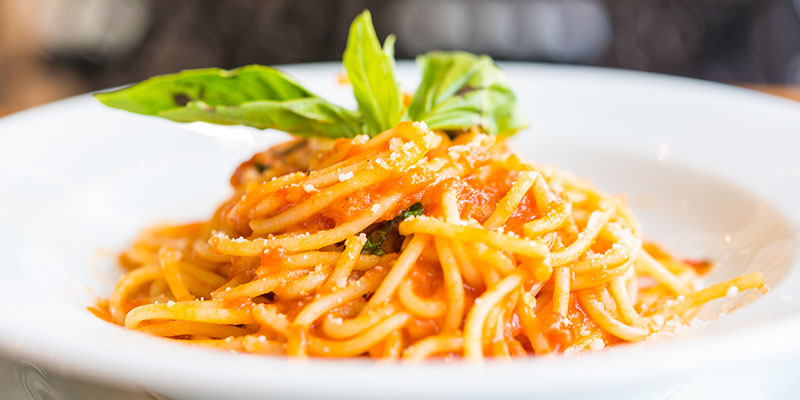 Špageti recept - večera