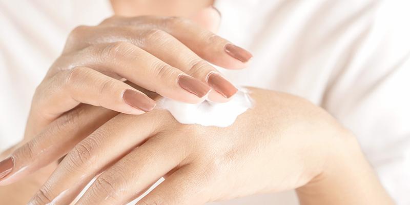 Suché ruky a príčina
