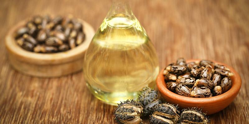 Ricínový olej je najznámejšie prírodné a domáce preháňadlo