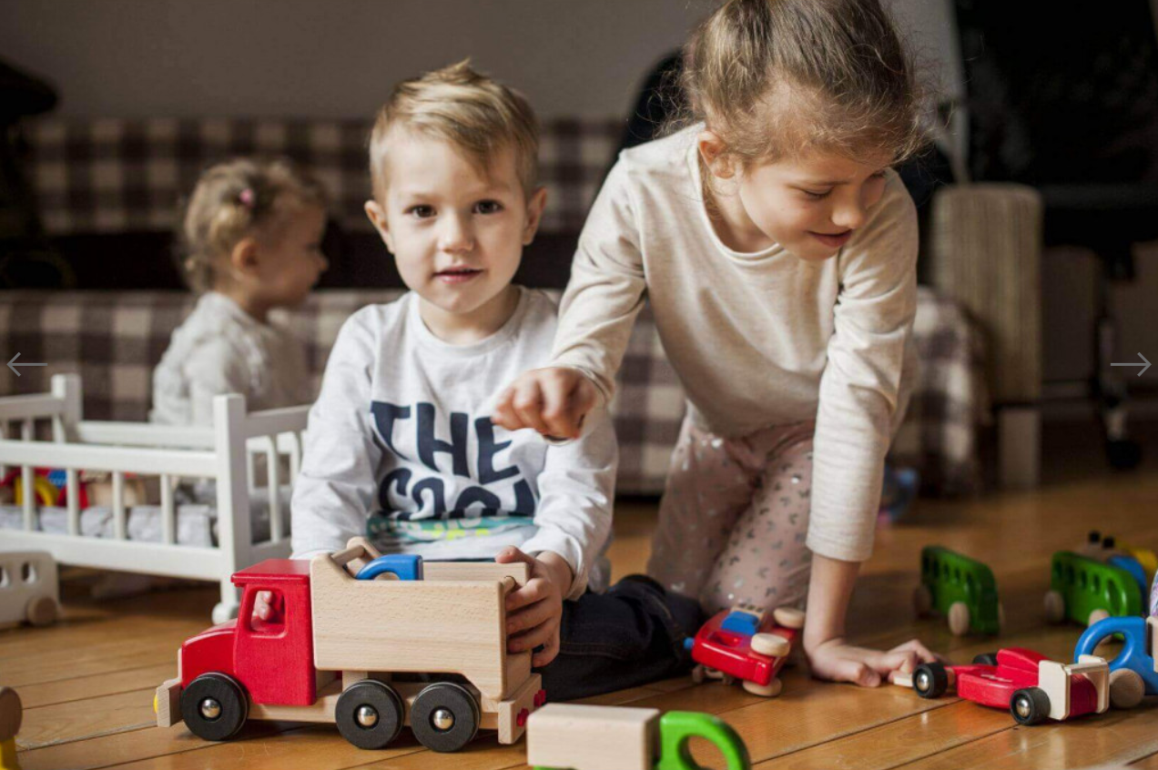 Ekologické hračky z dreva