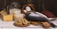 Fosfor v potravinách