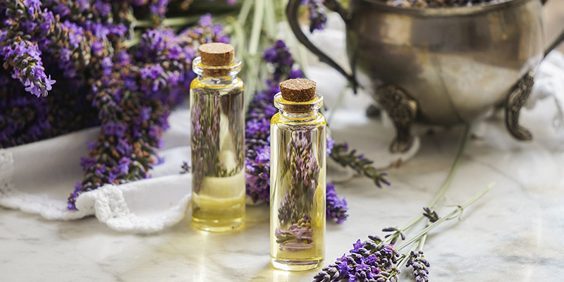 Levanduľový olej na pleť a ďalšie účinky