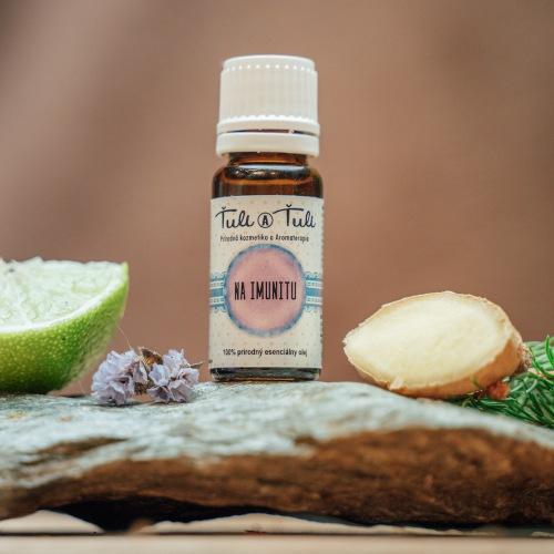 Esenciálny olej na imunitu