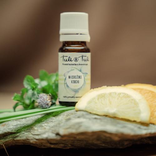 Esenciálny olej na osvieženie vzduchu